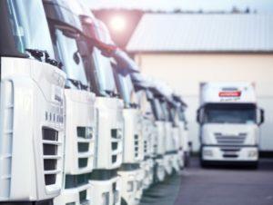 Schäflein Flotte zum Transport Anbindung an Schäflein Spedition